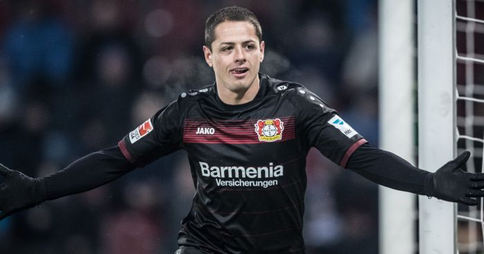 Javier Hernandez: Now playing in Germany