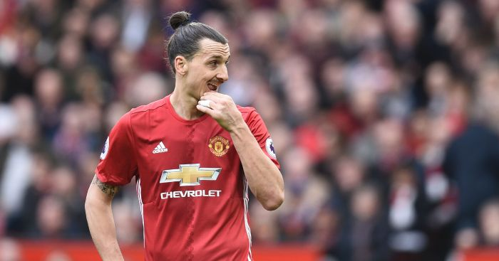 He's back! Man Utd coaches prepare for Ibrahimovic training return