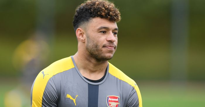 Alex Oxlade-Chamberlain: Arsenal future is in doubt