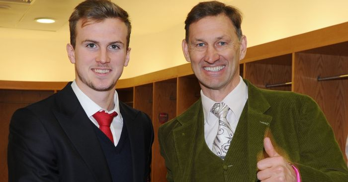Tony Adams: Placed in charge of Granada