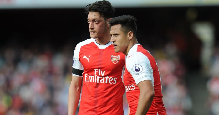 Alexis Sanchez: Could join Man City this summer