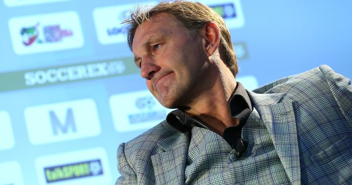 Tony Adams: Interim coach at Granada