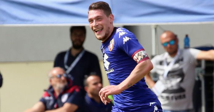 Andrea Belotti: Wanted by Chelsea and Man United