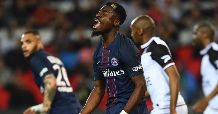 Serge Aurier: A reported target for both Manchester clubs
