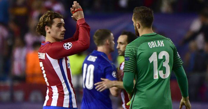 Antoine Griezmann & Jan Oblak: Man United targets