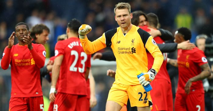 Liverpool: Grabbed an important win at West Brom
