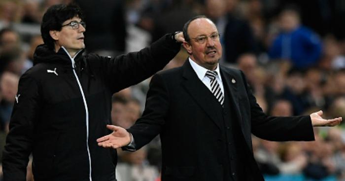 Newcastle boss Rafa Benitez 4