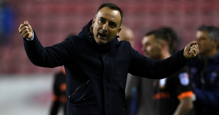 sheffield wednesday boss carlos carvalhal