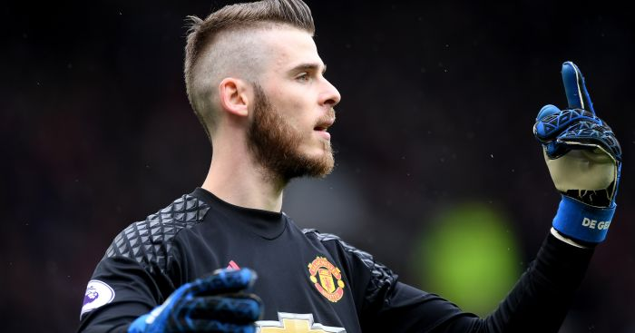 David De Gea: Expected to leave Man United this summer