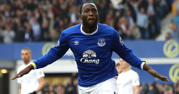 Romelu Lukaku: Set to leave Everton