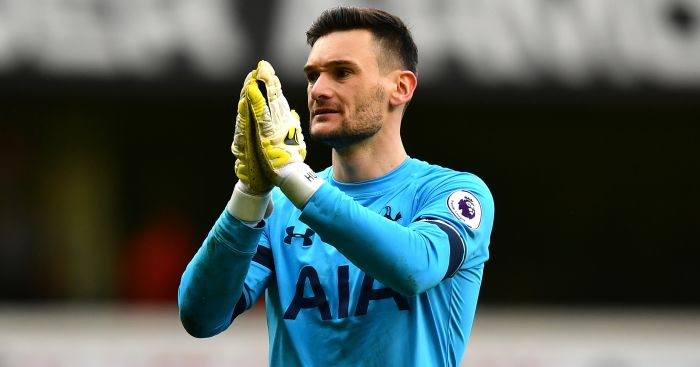 Hugo Lloris: Happy with life at Tottenham