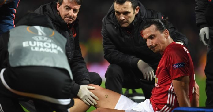 Zlatan Ibrahimovic: Has vowed to come back