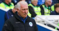 wigan boss graham barrow