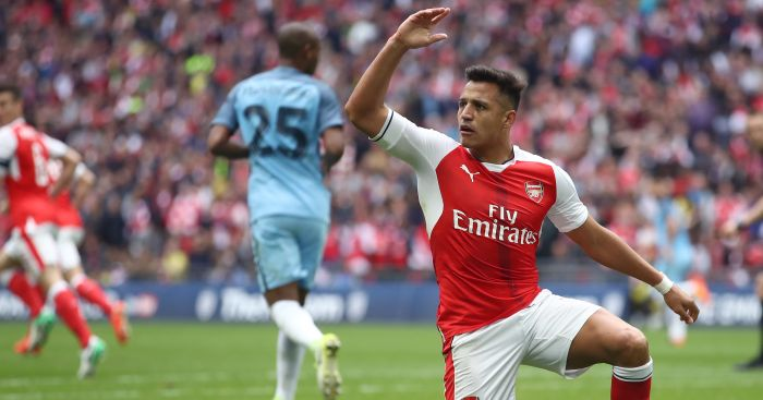Arsene Wenger reveals why he dropped Alexis Sanchez against Chelsea