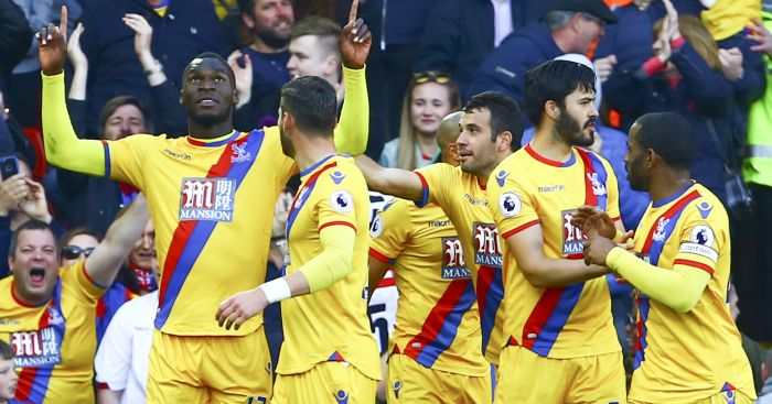 Christian Benteke: Stunned Liverpool with winning double
