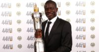N'Golo Kante: Crowned PFA Player of the Year