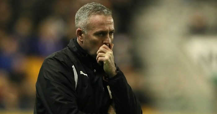 Paul Lambert named as Mark Hughes replacement as Stoke City manager
