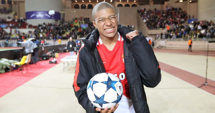 Kylian Mbappe: Could stay at Monaco this summer