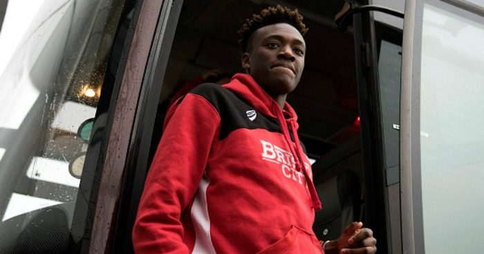tammy abraham bristol city 2
