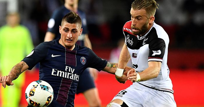 Marco Verratti: Tipped to join Barcelona this summer