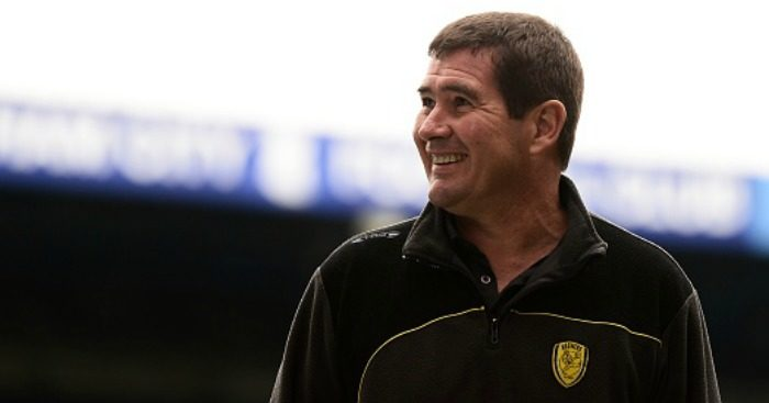 burton albion boss nigel clough