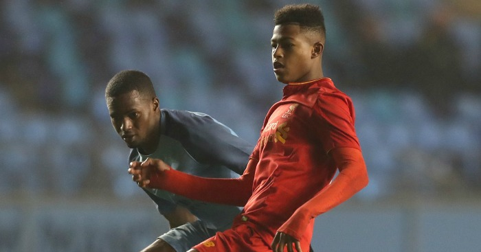 Rhian Brewster: Highly-rated by Jurgen Klopp