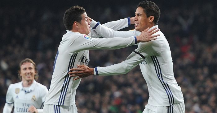 Raphael Varane: Reportedly wanted by Man United