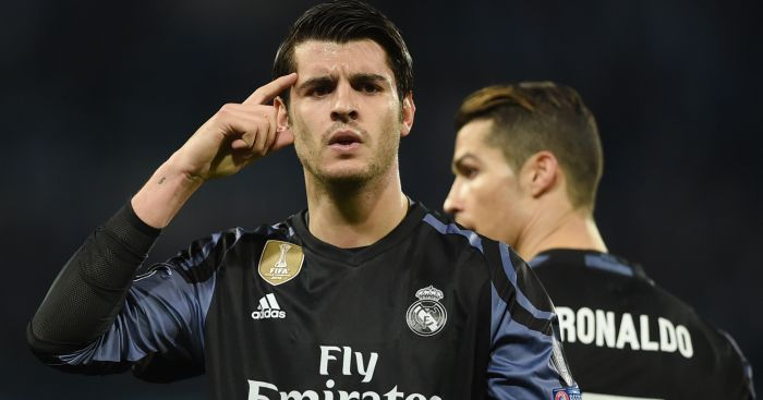 Alvaro Morata: Would prefer a return to Juve this summer