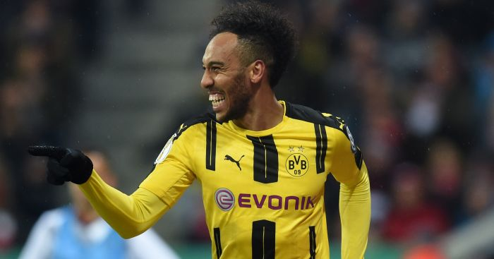 Pierre-Emerick Aubameyang: Wanted by AC Milan this summer