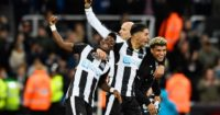 Newcastle: Have secured a return to the Premier League