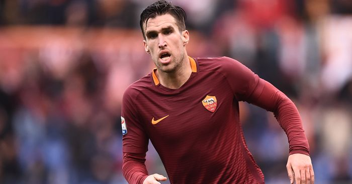 Kevin Strootman: Wanted by Man United and Inter Milan