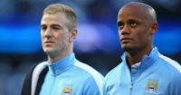 Joe Hart: Linked with a shock move to Man United