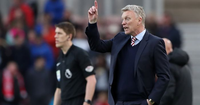 David Moyes: Failed to save Sunderland from the drop