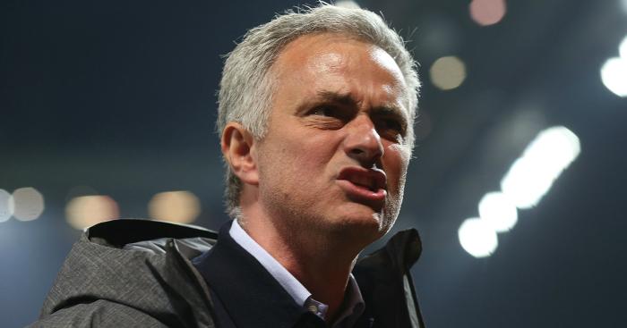 Goalkeeper reveals details of Mourinho rant in 2013