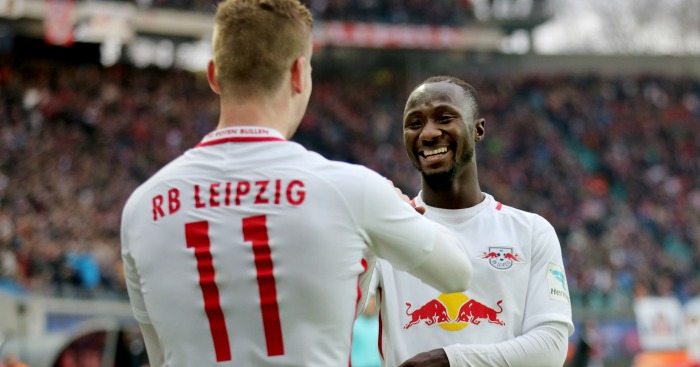 RB Leipzig 'relaxed' as Real Madrid chase Bundesliga goalmachine