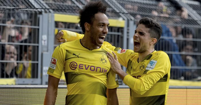 Wenger confirms Arsenal interest in Aubameyang but says deal isn't close