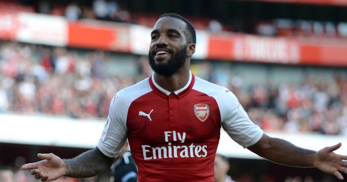 Arsenal boss Arsene Wenger clarifies Alexandre Lacazette's numerous bench appearances this season