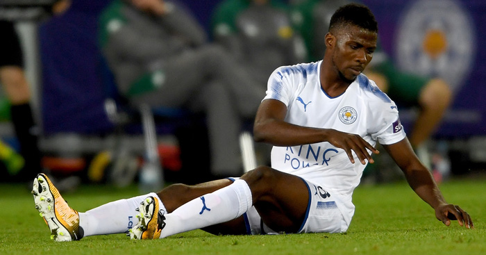 Leicester City manager wants Kelechi Iheanacho to improve