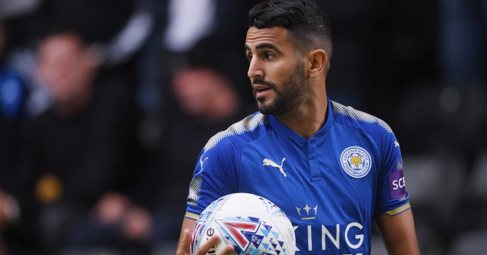 Paper Talk: Fred bid imminent; Liverpool definitely in for £40m Mahrez