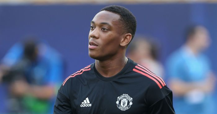 Thierry Henry: 'Anthony Martial far better than I was at same age'