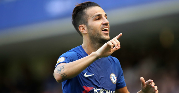 Chelsea's Cesc Fabregas enjoying strong relationship with Antonio Conte, future concerns allayed