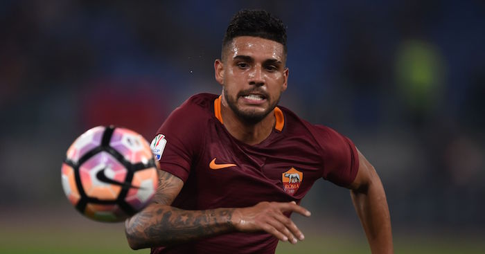 Liverpool Preparing £22M Bid For Roma Defender Emerson Palmieri