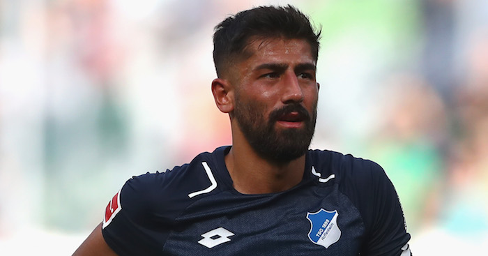 Arsenal & Liverpool prepared to lock horns over Hoffenheim midfielder Demirbay