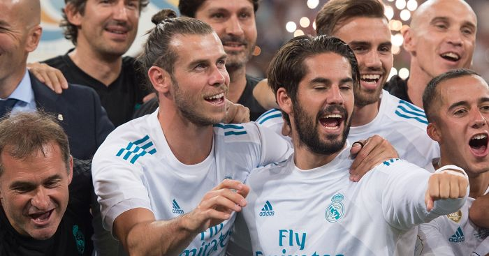 Real Madrid and Isco pick his Premier League destination
