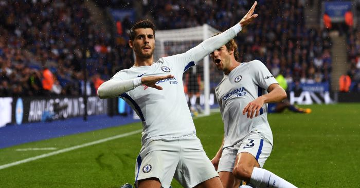 Chelsea boss Antonio Conte responds to Alvaro Morata's interview controversy