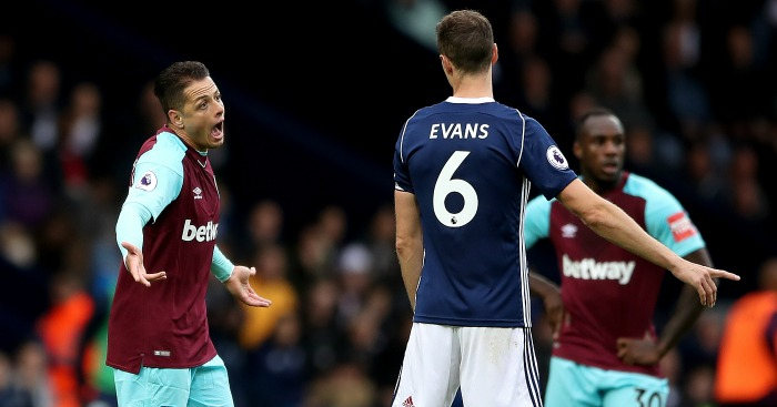 Javier Hernandez On Bench - West Ham Team vs Bolton Wanderers Confirmed