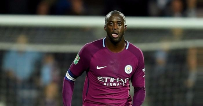 Yaya Toure wants Premier League stay after Man City exit