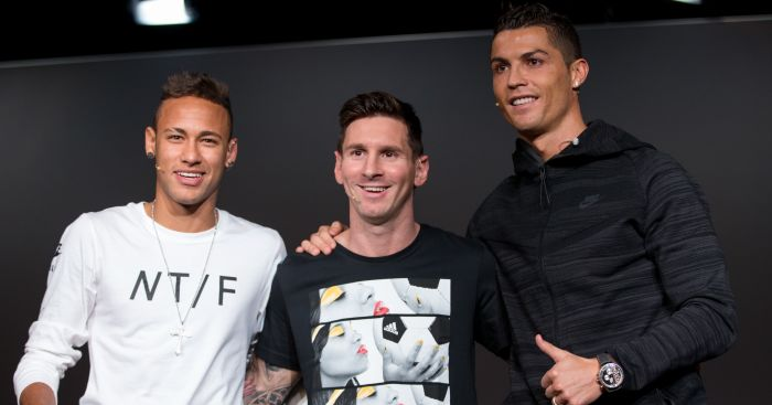 Real Madrid to offer Cristiano Ronaldo in swap deal for Neymar