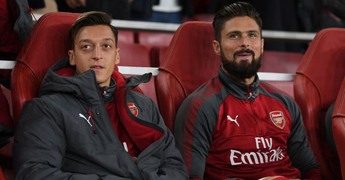 Arsenal could yet cash in on Ozil