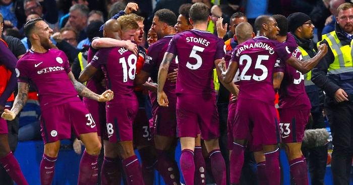 EPL: Man City outclass Chelsea at Stamford Bridge, regain top spot